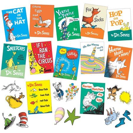 Dr seuss book reviews